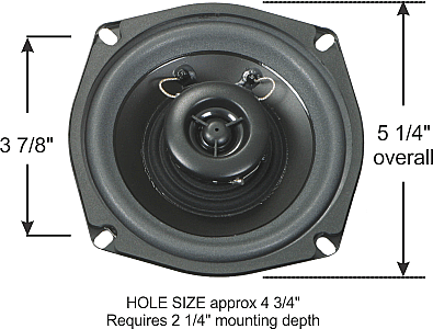 Tractor Replacement Speakers