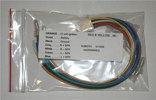Kubota Wiring Harness - Wiring Diagram M2 on