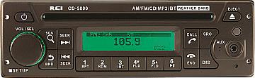 LS TRACTOR RADIO - SPEAKERS - RADIO HARNESSFarm Radio Supply