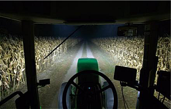 Improve your farm tractor lighting
