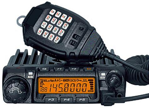 Farm mobile 2 way radio